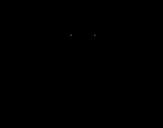 Dibujo de Giulio Cesare di bambino