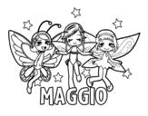 Dibujo de Maggio
