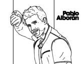 Disegno di Pablo Alborán cantante da colorare