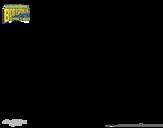 Disegno di SpongeBob - Plankto-Man da colorare