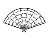 Dibujo de Un ventaglio