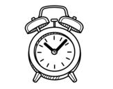 Dibujo de Veggio orologio