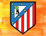 Stemma del Club Atlético de Madrid