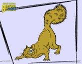 SpongeBob - Sandy Scoiattolo per l'attacco