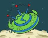 Nave aliena