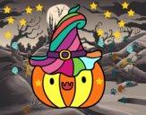Zucchini di Halloween