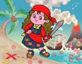 La ragazza pirata