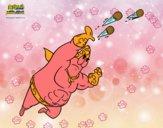 SpongeBob - Supergenialone sparando